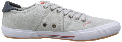 Canterbury Rotorua, Chaussures à lacets homme gris - Classic Marl