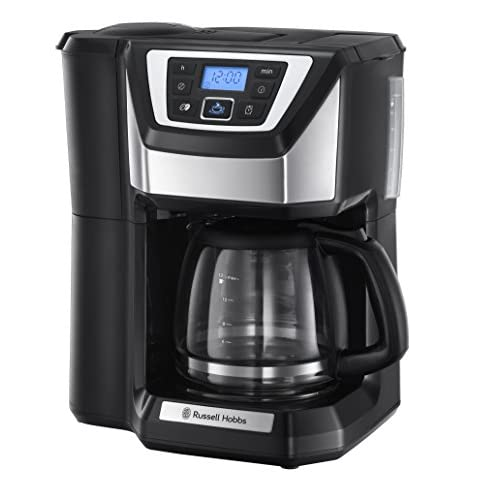41DpFErzgBL. SS500  - Russell Hobbs Chester Grind and Brew Coffee Machine 22000 - Black
