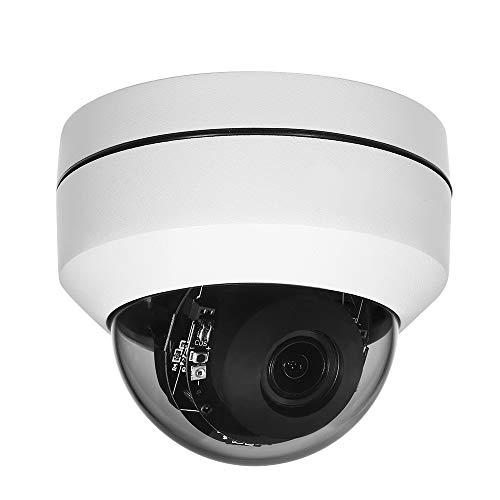 Dome AHD CVI TVI CVBS PTZ-Kamera 1/2,9 '' für Sony CCD-Sensor 2,8~8 mm Autofokus Varifocal Zoom OSD-Menü 2.1MP 2 IR-LEDs Sicherheit CCTV-Kamera PAL-System ()