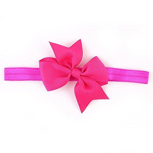 dae2779f7c3388 Sassta Stirnbänder Mädchen einstellbare attraktive Blume Tuch niedlichen  Baby Partei Kleinkinder Haarband Stirnband