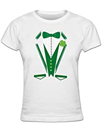 Saint Patrick's Day Costume Women's T-shirt by Shirtcity