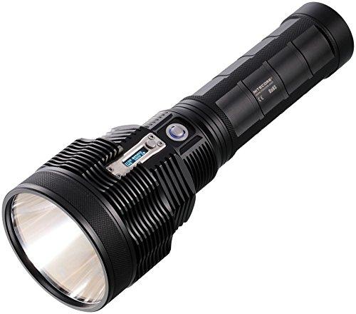Nitecore NCTM36 Lanterna,Unisex - Adulto, Negro, un tamaño