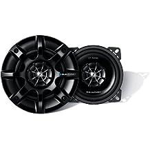 Blaupunkt GTx 663 DE - Altavoces para coche (3-way, 40 - 22000 Hz, 93 Db, 165 mm, 56 mm, 144 mm)