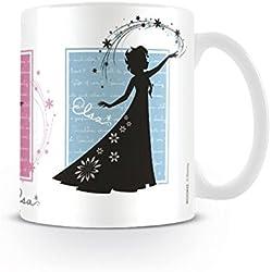 Disney Frozen Silhouetes Mug
