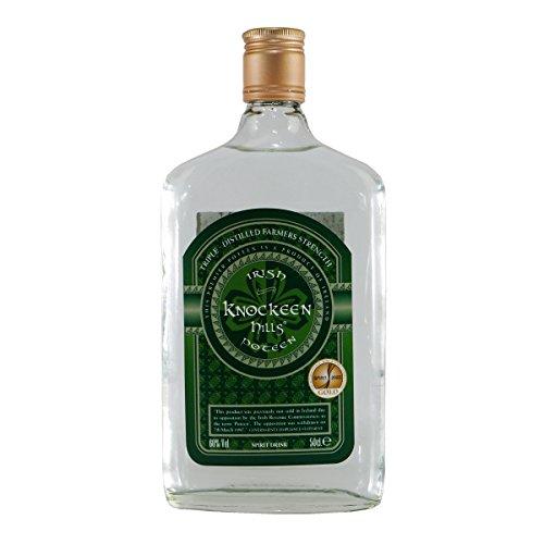 Knockeen Hills Poteen Farmer Strength Whisky (1 x 0.5 l)