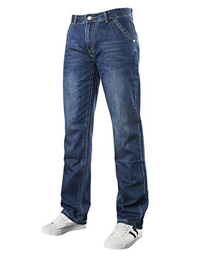 Demon&Hunter 809 Loose Fit Series Hombre Pantalones