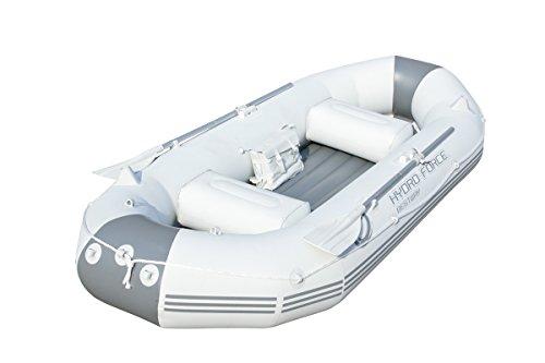 Bestway Hydro-Force Marine Pro - Barca hinchable, 291 x 127 x 46 cm