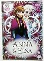 Disney Frozen Anna & Elsa Holographic Foil Trading Card #109 de Topps