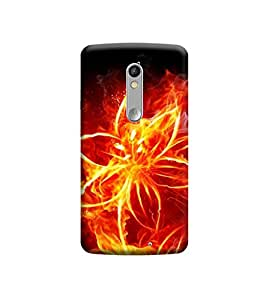 Ebby Premium Printed 3D Designer Back Case Cover For Moto X Force (Premium Designer Cae)