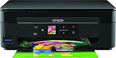 Epson Expression Home XP-342 All-in-One Wi-Fi Printer - Black