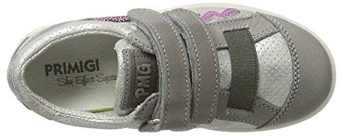 Primigi Pho 7573, Sneakers Basses Fille Gris (Antracite/argen)