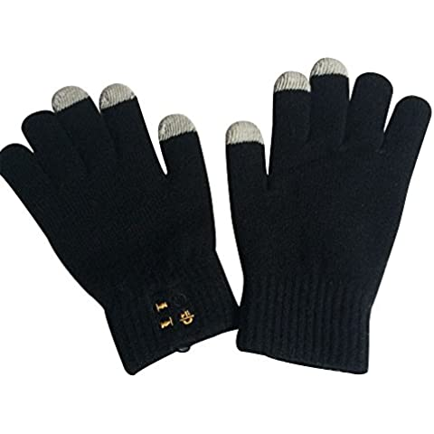 Skitic Hi-call Unisex Wireless Bluetooth Caldo Knitted Guanti Glove Mano