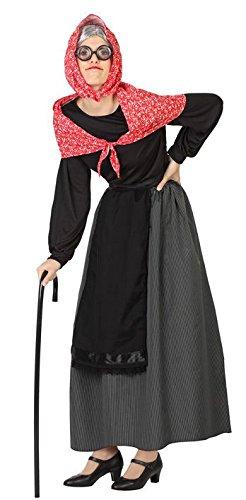 Frau Kostüm Anime - ATOSA 26900 Karnevalskostüm Damen mehrfarbig