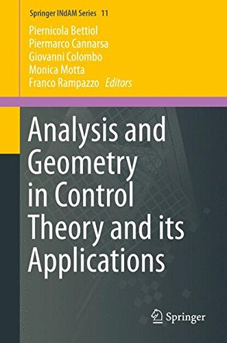 Analysis and Geometry in Control Theory and its Applications (Springer INdAM Series)
