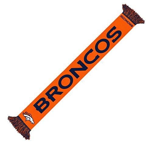 Forever Collectibles Schal NFL Denver Broncos Fanschal, Mehrfarbig, SVNF14WMDBAM