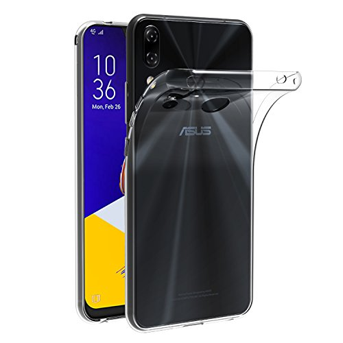 Cover Asus Zenfone 5 ZE620KL 6.2'' / Asus Zenfone 5Z ZS620KL 6.2'', iVoler Cover Asus Zenfone 5 ZE620KL 6.2'' / Asus Zenfone 5Z ZS620KL 6.2'' Silicone Case Molle di TPU Trasparente Sottile Custodia per Asus Zenfone 5 ZE620KL 6.2'' / Asus Zenfone 5Z ZS620KL 6.2''