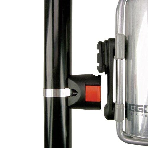 Rixen und Kaul KLICKfix Bottleklick - Adapter für Flaschenhalter schwarz
