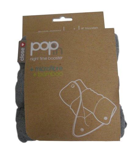 Close Pop-in Windel Nachteinlage – Nighttime Booster – 3er Packung – Grey Day - 2