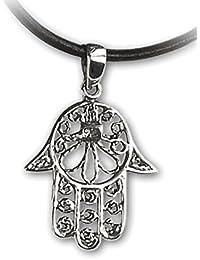 etNox by ECHT - Fatimahs Hand - Talisman - Anhänger - 925 Sterling Silber