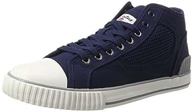 Best, Sneaker a Collo Alto Uomo, Blu (Navy 005), 46 EU Nebulus