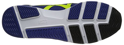 Onitsuka Tiger by Asics Metro Nomad Synthétique Chaussure de Course Dark Blue-Lime