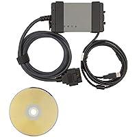 TOOGOO Herramienta De Diagnóstico 2014D Pro Chip Completo Vida Dice para Volvo Lector De Código Escáner