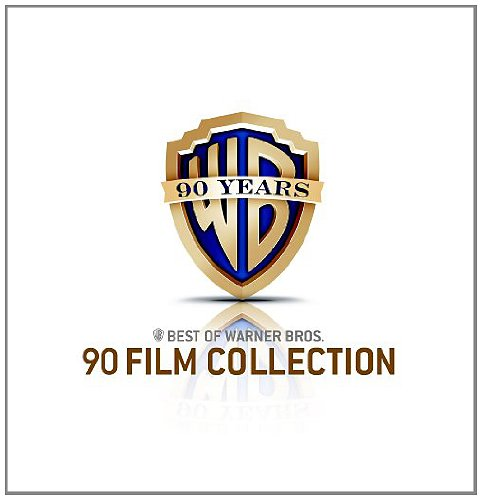 90 Jahre Warner Bros. Jubiläums-Edition – 90 Film Collection [98 DVDs]