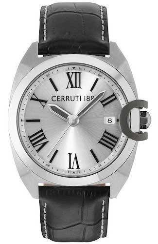 Cerruti 1881 CRA183SN04BK Montre à bracelet pour homme