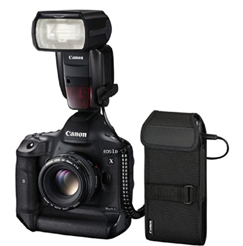 Canon CP-E4N–Compact Battery for Flash, Black