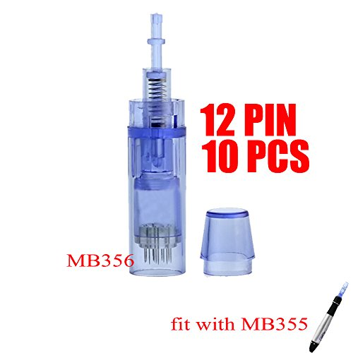 missammy-electric-stamp-automatic-miniature-needle-roller-12pin-10pcs-ink-cartridge-bayonet-connecto