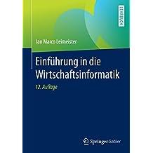 Einführung in die Wirtschaftsinformatik: