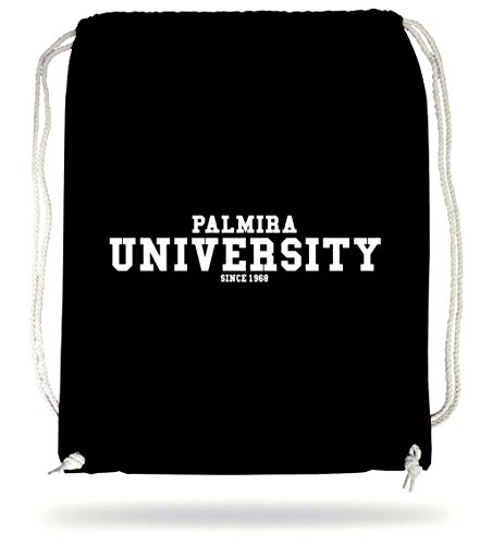 Palmira University Gymsack Black Certified Freak