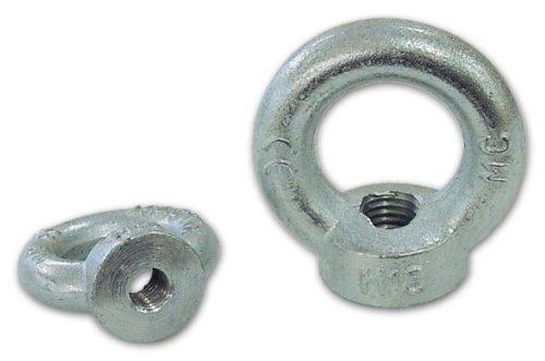 Ringschrauben Weiblich Verzinkte Measure 10 mm Ø Aussen 45 mm Innendurchmesser von 25 mm