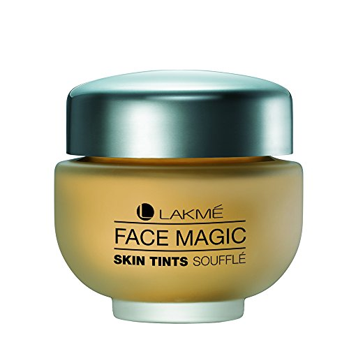 Lakme Face Magic Souffle, Pearl, 30 ml