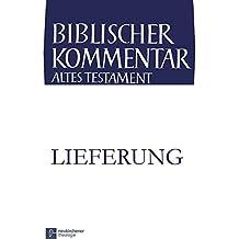 Leviticus (6,1-10,20,4.): 4. Lieferung (Biblischer Kommentar Altes Testament)
