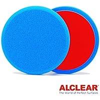 ALCLEAR 25516030B Sanding Disc, Medium (Diameter: 160x 30mm–Blue (Pack of 2 - ukpricecomparsion.eu