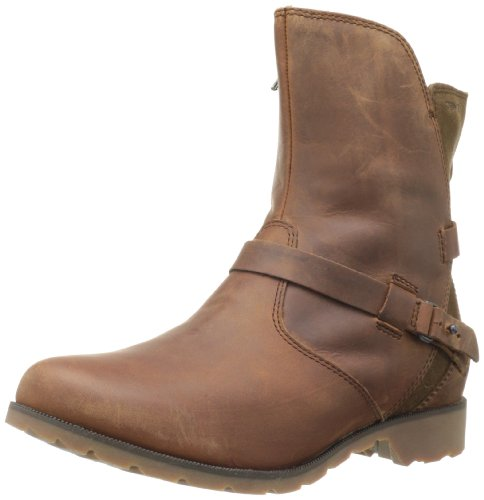 teva-delavina-low-women-ankle-boots-brown-bison-bis-6-uk-39-eu