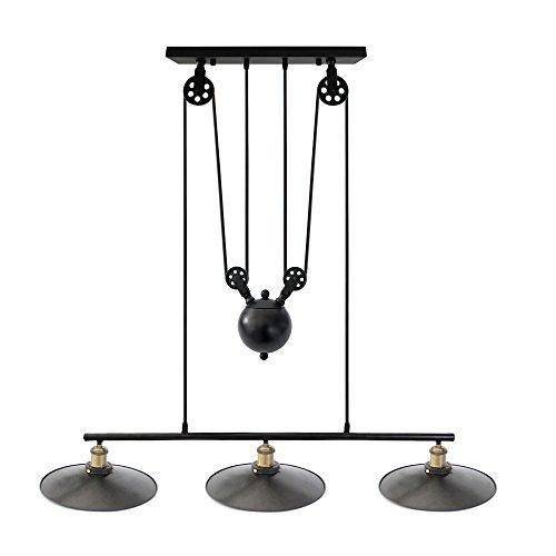 hahaemall-suspension-a-3-lampes-avec-poulie-en-fer-effet-retro-noir