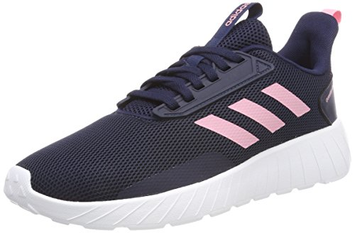 Questar Drive Gymnastikschuhe, Blau (Collegiate Navy/Light Pink/FTWR White), 38 2/3 EU ()