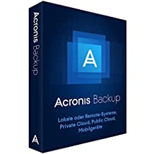 Acronis Backup 12.0 - Software de reserva y recuperación (Caja, Alemán)