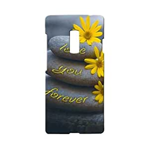 BLUEDIO Designer 3D Printed Back case cover for Oneplus 2 / Oneplus Two - G4804