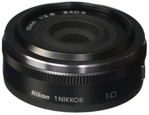 Nikon 10/2.8 BK U Objectif 1 Nikkor 10 mm f/2,8 Noir mat
