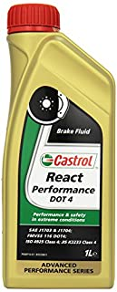 Castrol 15037E React - Líquido de frenos para vehículos de alto rendimiento (1 l) (B004TWQ5NQ) | Amazon price tracker / tracking, Amazon price history charts, Amazon price watches, Amazon price drop alerts