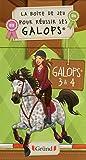 La boîte de jeu pour réussir ses Galops 3 et 4