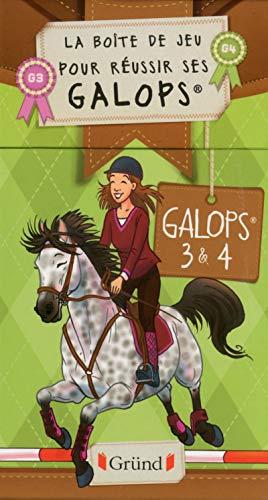 La boîte de jeu pour réussir ses Galops 3 et 4 par Antoinette DELYLLE