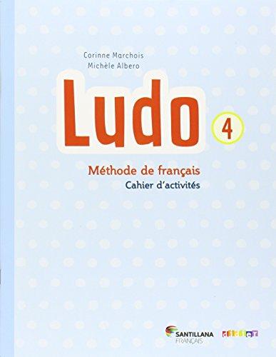 LUDO 4 CAHIER D'EXERCICES - 9788490491133