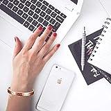 QYHT Pure Copper Magnetic, Wrist Wristband zur Verhinderung des Schnarchens Anti-Ermüdungsstrahlungs-Magnetfeldtherapie