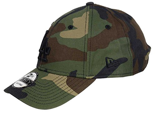 New Era Los Angeles Dodgers 9forty Adjustable Cap League Essential Camouflage - One-Size -