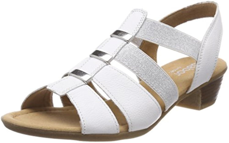 Gabor Gabor Gabor Comfort Sport, Sandali con Cinturino alla Caviglia Donna | Altamente elogiato e apprezzato dal pubblico dei consumatori  eea728