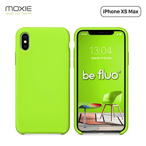 16 5 Iphone Xs Antigraffio Moxie Silicone Per Sottile Leggera E CmInterno MaxbefluoIn MicrofibraAntiurto Cover FcTlJ31K